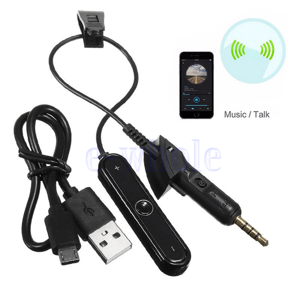 Wireless Receiver Bluetooth Adapter Converter Cable For Bose QC2/QC15 Headset GL