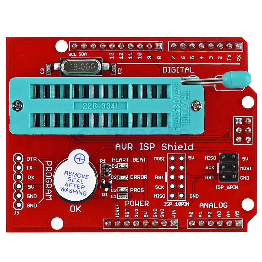 Pro Mini ATmega8 Development Board Bootloader Programmer Module for Arduino GL